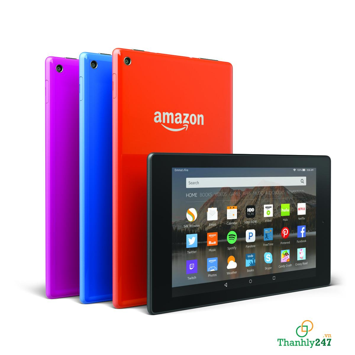 TOP 8: Amazon Fire HD 8