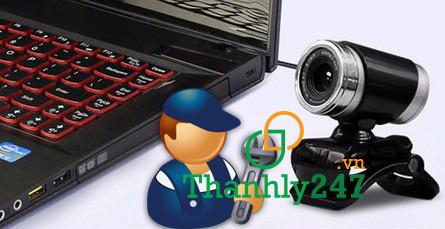 "Webcam trên laptop gặp Lỗi ""No Webcam Deteced"""