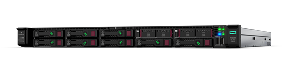 HP PROLIANT DL360 GEN10 RACK SERVER
