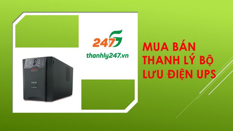 Mua Bán Thanh Lý Bộ Lưu Điện UPS