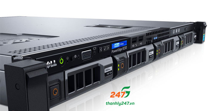 TOP 2: Dell Poweredge R230 (Dell R230)